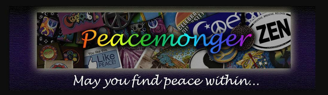 Peacemonger Original Products