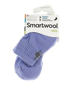Smartwool 251703 Womens Hiking Ultra Light Mini Socks Polar Purple Size Medium
