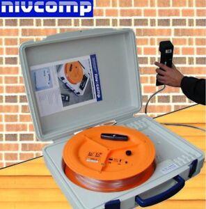 NivComp digitale Schlauchwaage Einmann-Nivelliergerät Typ H 25 - PROBAG