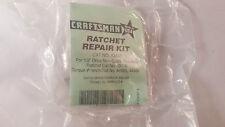 """Craftsman Ratchet Repair Kit USA 1/2"""" 43445 Non Quick 43176 & Torque 44595 44597"""