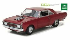 1 18 1970 Chrysler VG Valiant Drag Car With Super Charger Candy Apple Limited Ed