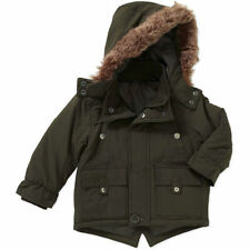 George Basic Jackets (2-16 Years) for Boys Hooded