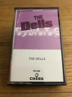The Dells by The Dells Audio Cassette Tape Pre-Owned Good Album Music OLDIES