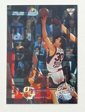1994 Futera NBL Export Australian Basketball Offensive Threats 08 Scott Fisher