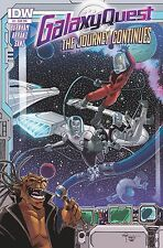 Galaxy Quest Journey Continues #2 Subscription Variant Idw Comic Nm -Vault 35