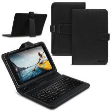 Medion Lifetab P10610 Tablet Tasche Tastatur Keyboard QWERTZ Schutz Hülle Cover