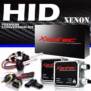 HID XENON 55W Kit DODGE Dakota Dart Durango Grand Caravan Headlight Fog Lights