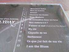 Johnny Hallyday - Le Coeur D'un Homme - Album 2007 - CD