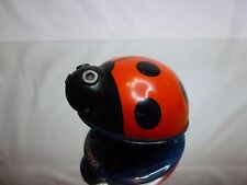 VINTAGE TIN TOY FRICTION LEHMANN 901 LILI LADYBUG  - L5.5cm - GOOD CONDITION