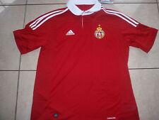 Adidas Neus camiseta wisla krakow tamaño xl color rojo wunschflock posible
