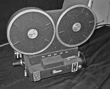 Rare Kodak Reflex Special 16mm Professional Camera with Magazine & Motor