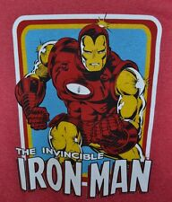 Marvel Comics Iron Man Officially Licensed T-Shirt Adult Size XL