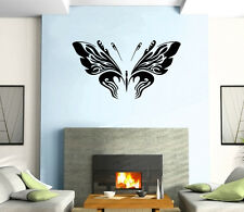 Butterfly Nature Wings Floral Decor Wall mural vinyl Decal Sticker z208