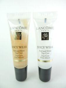 Lancôme Juicy Wear Seal & Shine Top Coat in Gold