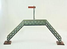 """Blecheisenbahn Scale 0- Accessories: """" Signal-Brücke """",Hamilton. Kraus Fandor. ("""