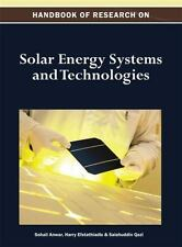 Handbook of Research on Solar Energy Systems and Technologies (2012, Hardcover)