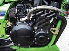 RESTOM KIT PINTURA MOTOR NEGRO - Café racer - carrera