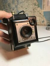 Vintage Camflex Box Camera 1940's National Instrument Corp Made in USA