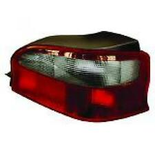 Faro luz trasera derecha SAXO, 96-99 negro rojo