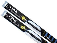 "Piaa Aero Vogue Windshield Wiper w/ Silicone Blades (24""/19"" Set) Made in Japan"