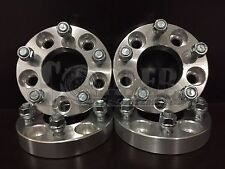 "4pcs Wheel Spacers 12x1.5 Stud 1.25"" 5x4.5 Bolt ACURA LEGEND MDX TL TSX  INTEGRA"
