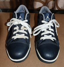 cd0c47a2ce84 Nike Jordan Athletic Sneakers Mens Sz 9M Navy Black