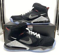 Nike Air Jordan Mars 270 Shoes Black/Metallic Silver CD7070-010 Mens Size