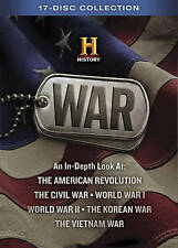 The History of America in War (DVD, 2015, 20-Disc Set)