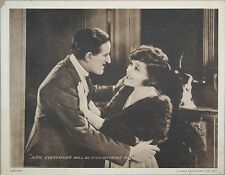 Ethel Clayton & Boyd Irwin A LADY IN LOVE 1920 Original Lobby Card