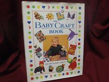 The Baby Craft Book by Penelope Cream (1994, Hardcover)