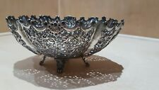 Middle Eastern / Persian / Islamic / Ottoman solid silver bowl