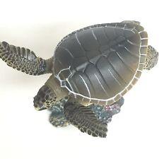 Yujin Miniature Figure Olive Ridley Turtle Japan