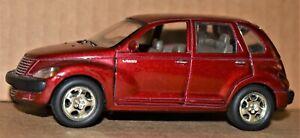 Daimler Chrysler 2000 PT Cruiser Motorized Burgundy Boley Corp. 1/32, Preowned