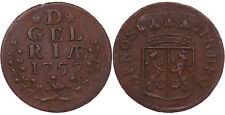 Netherlands - Gelderland - Duit 1757