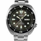 全新現貨SEIKO精工 Prospex Sunburst Grey Dial Men's 機械 手錶 SRPC23K1  HK*1
