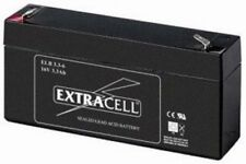 Extracell Lead-Acid Sealed 6 Volt 3,3 Ah