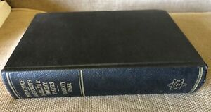 1928 Pentateuch With Haftaroth & Five Megiloth By Harkavy Hebrew & English Torah