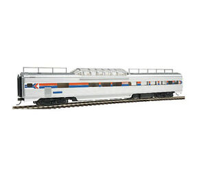 WALTHERS 932-9021 P-S PLEASURE DOME AMTRAK PHASE 1