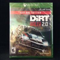 Dirt Rally 2.0 (Day One Edition) (Xbox One) BRAND NEW / Region Free