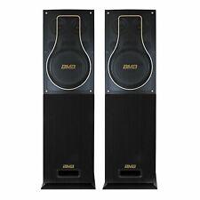 "New 2019 BMB CSH-200 300W 8"" Speakers + CSH-W200 Subwoofer (Black)"