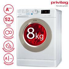 Waschmaschine INNEX A+++ Privileg PWF X 863 8kg Schleuderdrehzahlen 1600UpM