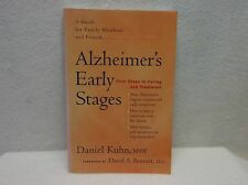 Book - Alzheimer's Early Stages - A Guide for Family Members and Friends