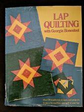 Lap Quilting with Georgia Bonesteel, HC/DJ, 1982