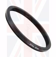 67-62 67mm A 62mm Stepping Step Down filtro anillo adaptador 67mm-62mm 67-62mm