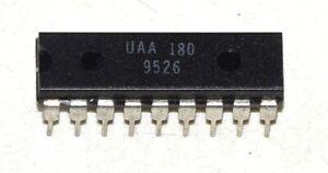 IC - UAA180 -  Bargraphe 12 leds linéaires - Bargraph leds