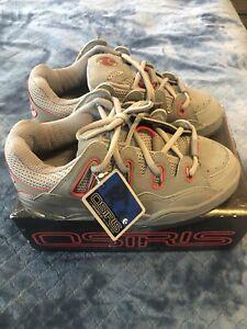 Osiris D3 Skateboarding Shoes Sz 9 element plan b zero blind globe emerica adio