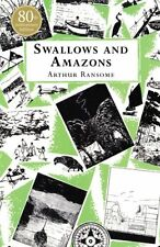 Swallows And Amazons,Arthur Ransome