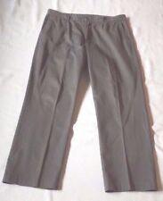 MENS W36 LEG 31 CEDARWOOD STATE GREY CHINO COTTON PANTS JEANS TROUSERS