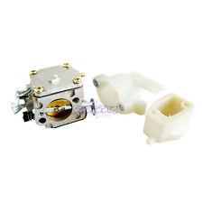 Carburetor For HUSQVARNA 61 266 268 272 272XP Chainsaw w/ Intake