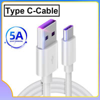 Long Fast Charge USB-C Type C Data Sync Charging Charger Cable Lead For HUAWEI